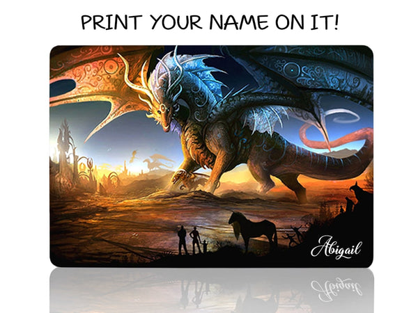 Majestic Dragon Painting - Make it COLOURFUL®