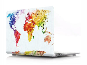 Map in Colours - Make it COLOURFUL