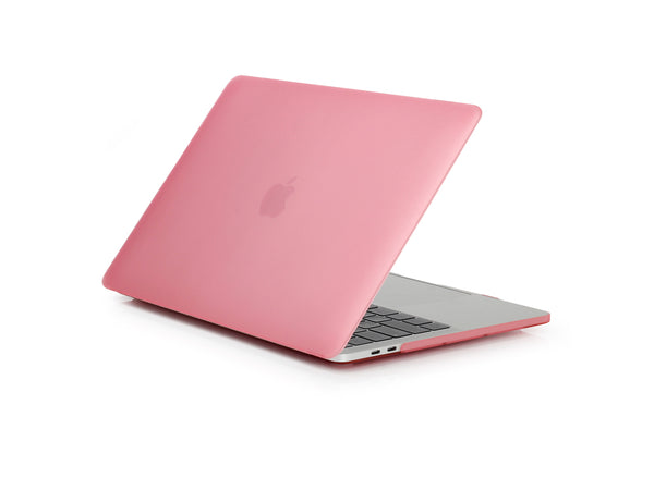 Matte Rubberized Semi-opaque Colors MacBook Case Sets - Make it COLOURFUL