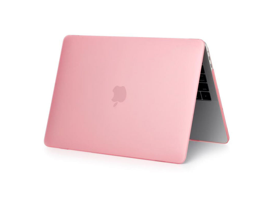 Matte Rubberized Semi-opaque Colors MacBook Case Sets - Mac me colourful