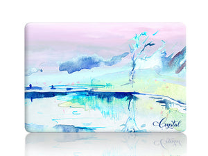 Meditation Backdrop in Watercolors - Make it COLOURFUL®