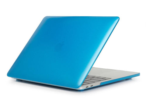 Metallic Colors MacBook Cover Sets Totally Grown Up Collection Make it COLOURFUL Air 13 (A1466/A1369) Blue Set