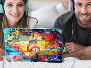 Music Notes Symphony - Make it COLOURFUL