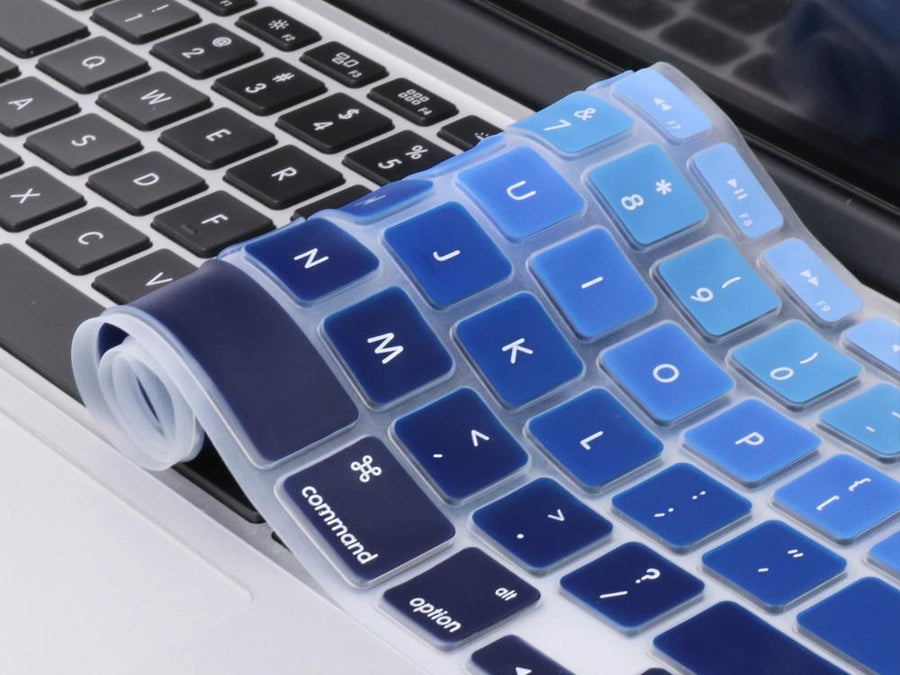 Silicone Keyboard Protectors For MacBook Air 13/Pro Retina 13 - Mac me colourful
