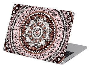 Pink and Brown Mandala - Make it COLOURFUL®