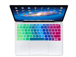 Silicone Keyboard Protectors For New MacBook Air 13 - Make it COLOURFUL