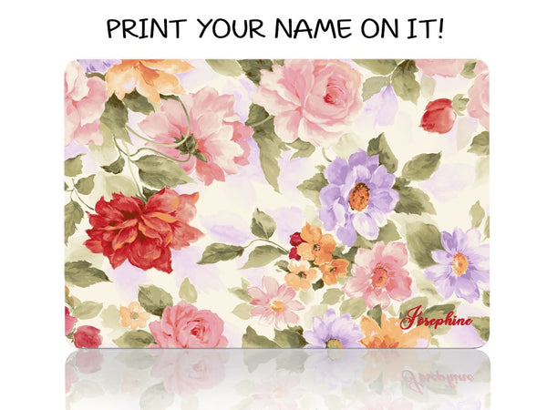 Roses Garden in Watercolors - Make it COLOURFUL®