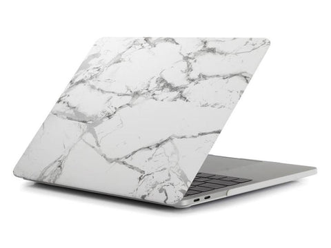 Rubberized Marble Designs MacBook Cover Sets - Mac me colourful