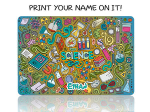 Sciences Freak Doodles - Make it COLOURFUL®
