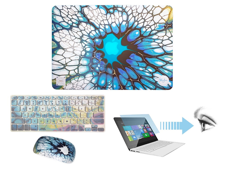 Signature Collection Ultimate MacBook Protection by Shelee Art - Mac me colourful