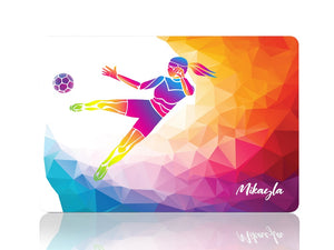 Soccer My Passion - Woman - Make it COLOURFUL®