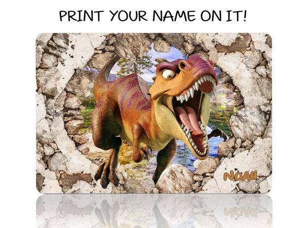 Tyrannosaurus Rex in 3D - Make it COLOURFUL