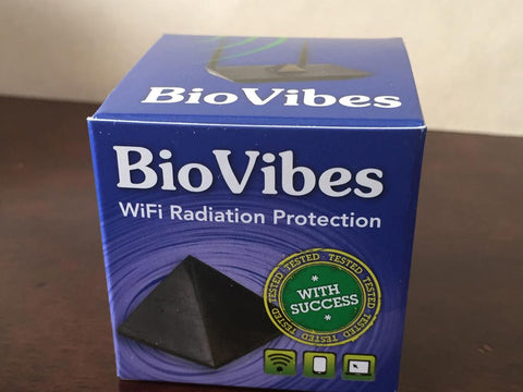 WiFi Router Pyramide from BioVibes - Mac me colourful