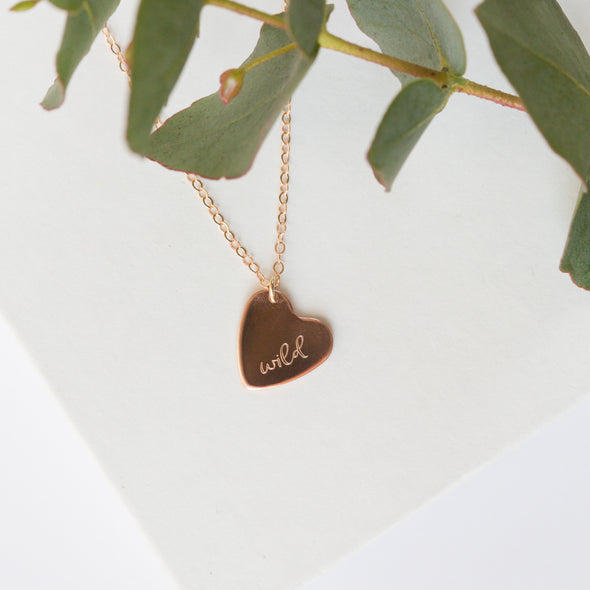 Wild Heart Necklace