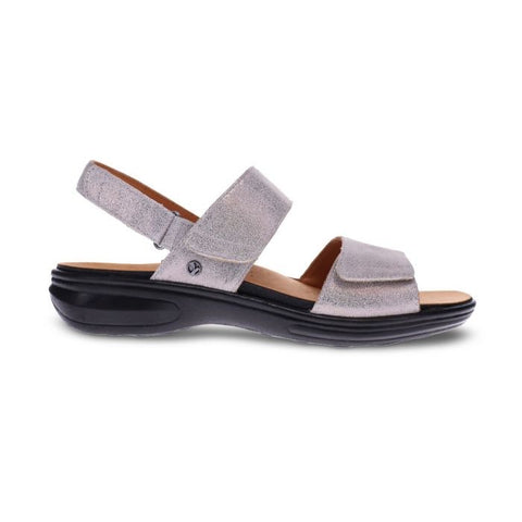 Como Back Strap Sandal Gold Wash