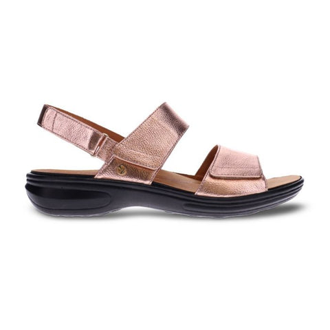 Como Back Strap Sandal Rose