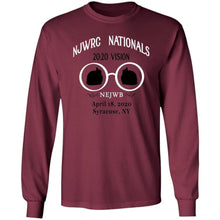NJWRC Nationals Adult Long Sleeve T-Shirt