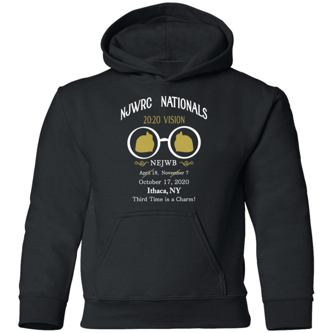 NJWRC Nationals Youth Hoodie