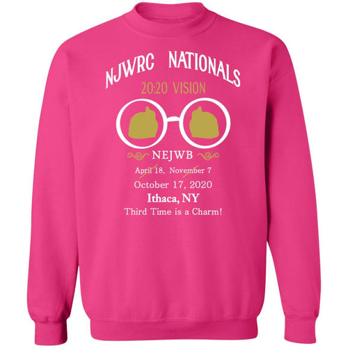 NJWRC Nationals Adult Crewneck Sweatshirt