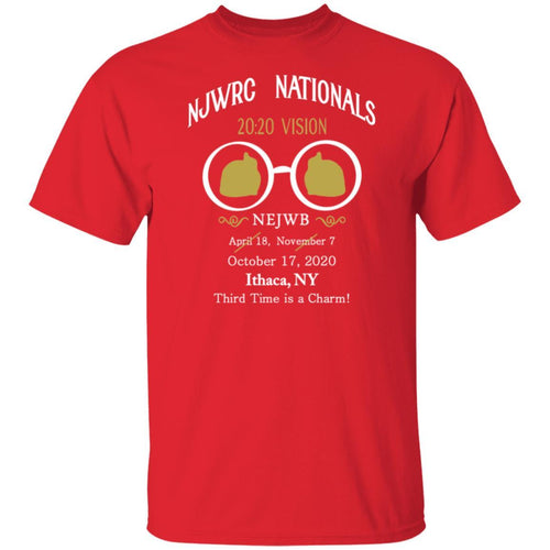 NJWRC Nationals Youth Short Sleeve T