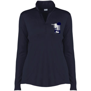 Timber Creek Ladies' 3.8 oz. Competitor 1/4-Zip Pullover