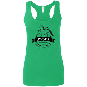 Morgan Ladies' Softstyle Racerback Tank