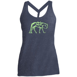 Western Ladies' Cosmic Twist Back Tank