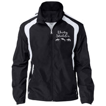 Unity Stables Jersey-Lined Jacket