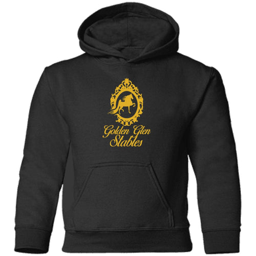 Golden Glen Stable Toddler Pullover Hoodie