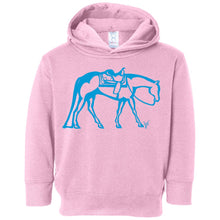 Western Toddler Fleece Hoodie