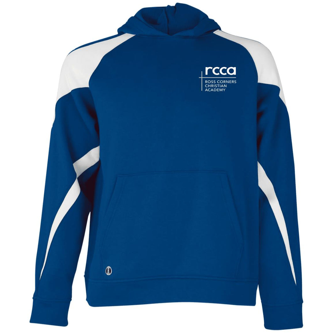 RCCA Youth Colorblock Hoodie