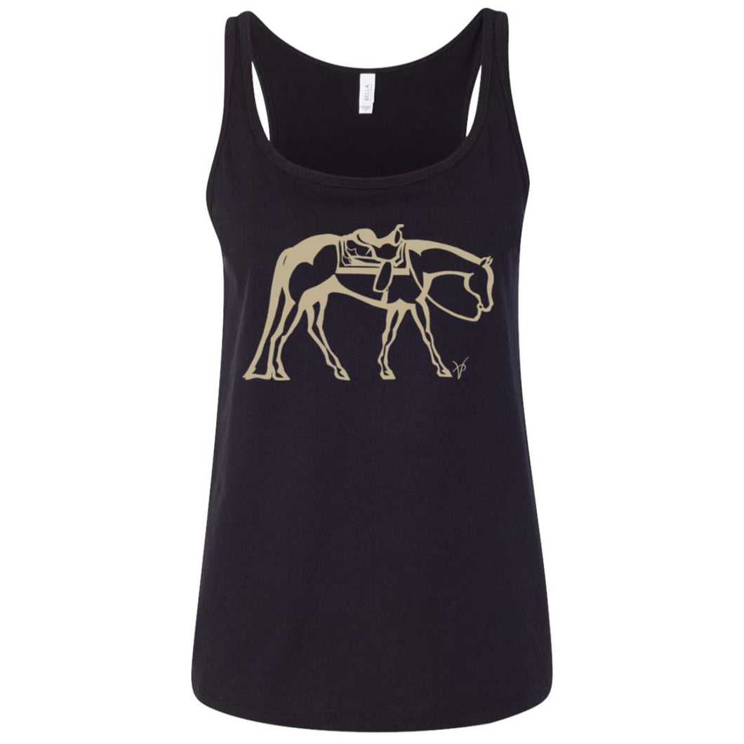 Western Ladies' Relaxed Jersey Tank