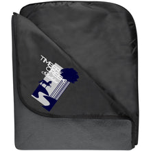 Timber Creek Fleece & Poly Travel Blanket