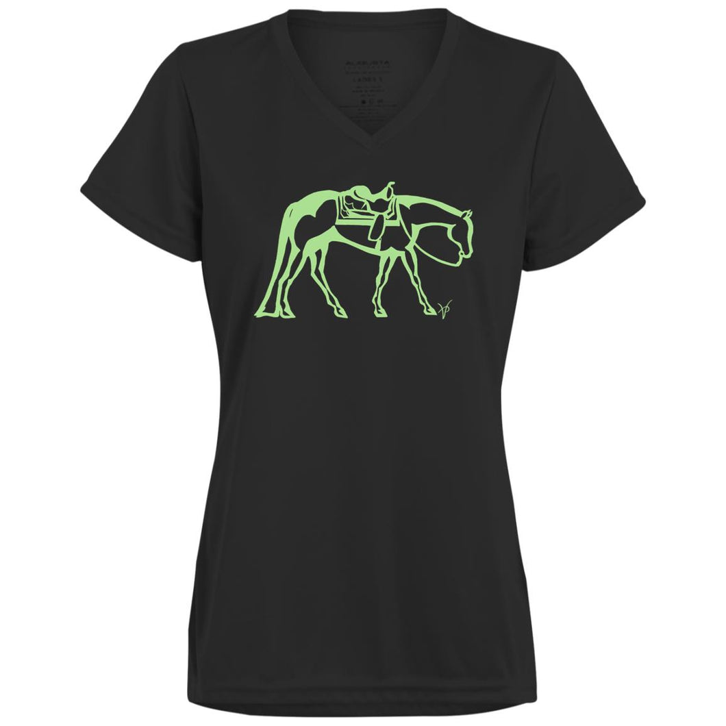 Western Ladies' Wicking T-Shirt