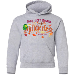 Oktoberfest Youth Pullover Hoodie