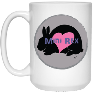 Mini Rex 15 oz. Mug