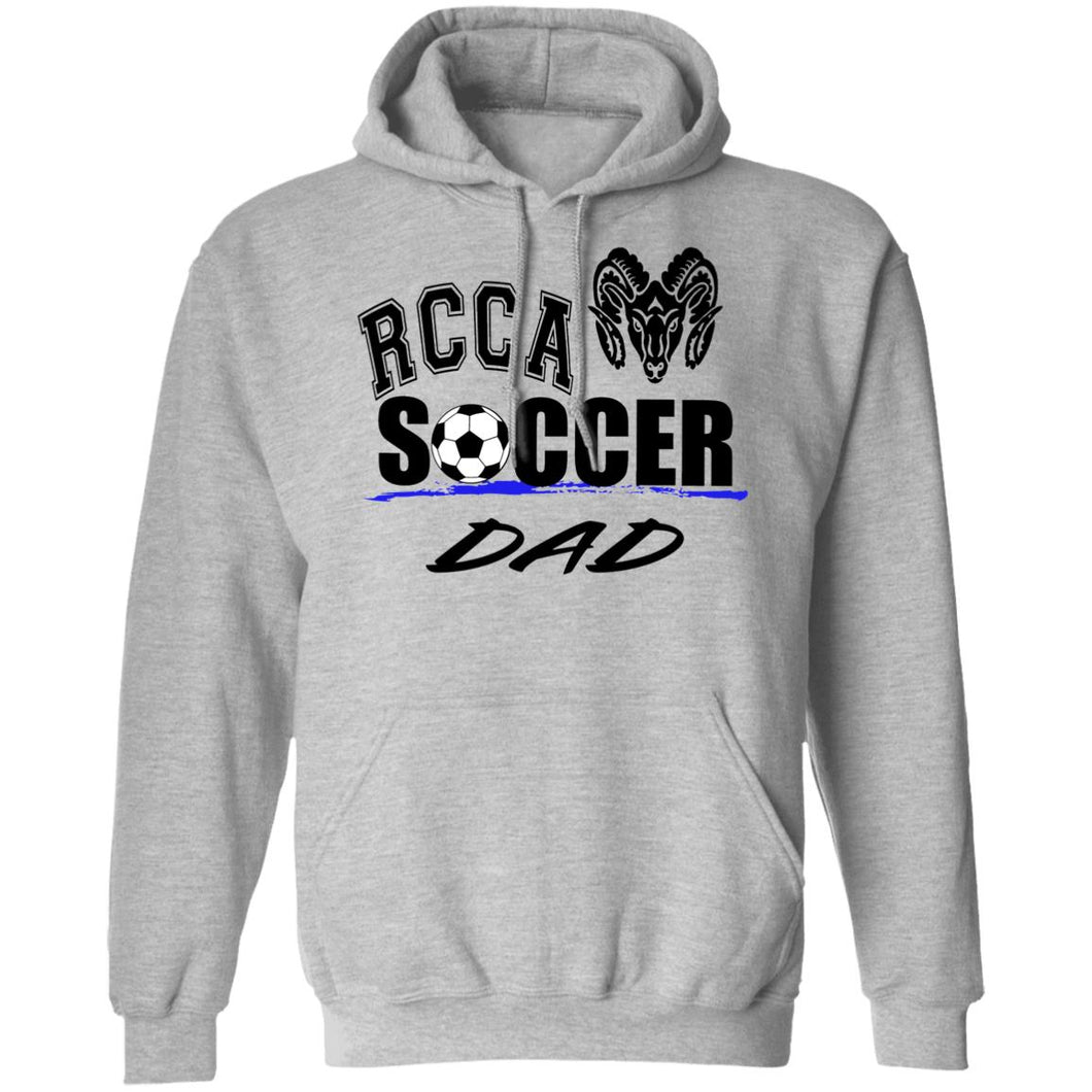 RCCA Soccer DAD Pullover Hoodie 8 oz.