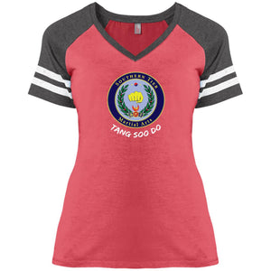 Ladies' Game V-Neck T-Shirt