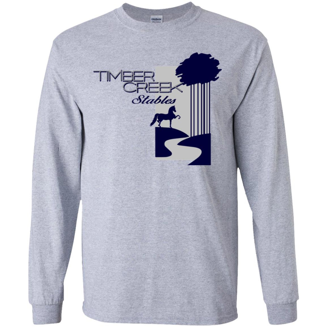 Timber Creek Youth LS T-Shirt