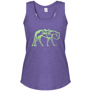 Western Women's Perfect Tri Racerback Tank