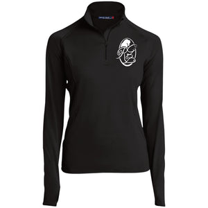 RGB Women's 1/2 Zip Performance Pullover