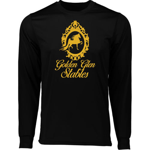 Golden Glen Stables LS Wicking T-Shirt