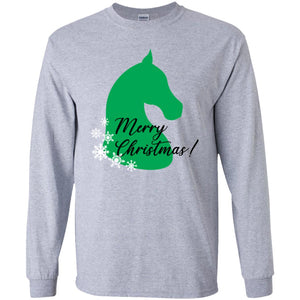 Christmas Youth LS T-Shirt