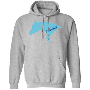 My Horse Pullover Hoodie 8 oz.