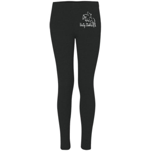 Unity Stables Jumping horse Women's Leggings