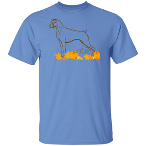 Fall Boxer T-Shirt