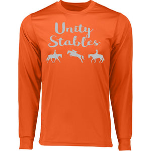 Unity Stables Performance Long Sleeve T-Shirt