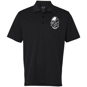 RGB Adidas Golf ClimaLite  Performance Pique Polo