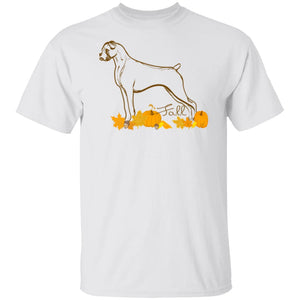 Fall Boxer Youth T-Shirt