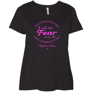Taylor's Verse Ladies' Curvy T-Shirt